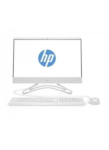 """HP 3VA40EA02 İ3-8130U 8GB/1TB+256SSD 21.5"""" BEYAZ DOS Renkli"""